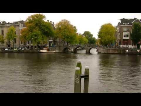 Timelapse, Por las calles y canales de Amsterdam.