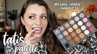 TATI BEAUTY PALETTE // Pros + Cons ... do you really *need* it?
