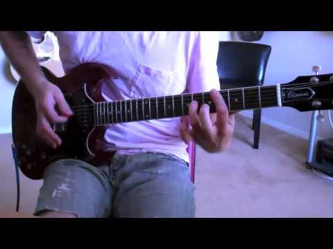 Thrice - So Strange I Remember You (guitar cover)