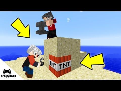 Minecraft'ta Arkadaşını Öldürmenin 30 Yolu
