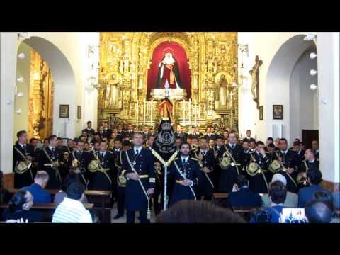 Tres Caídas de Triana - Capilla de los Marineros - 16/03/2014