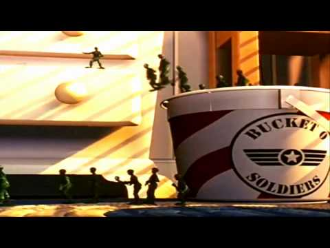 Toy Story - Official Trailer #2 ( 1995 ) [ HD ]