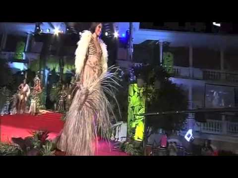 Hinarani De Longeaux, Miss France Universe 2013 video