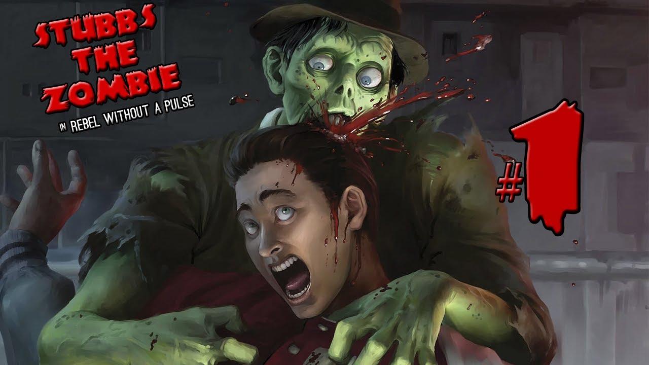Игра стаббс зомби