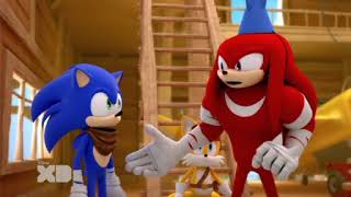 Sonic Boom : Two Good To Be True (Disney XD Airing) (Fanmade)
