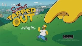 The Simpsons: Tapped Out - iPad 2 - HD Gameplay Trailer
