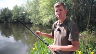 ***CARP FISHING TV*** NEW Rangemaster 20 Carbon Throwing Stick