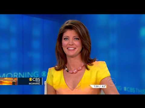 Cbs Morning Show Norah O'donnell Norah O'donnell Gorgeous in