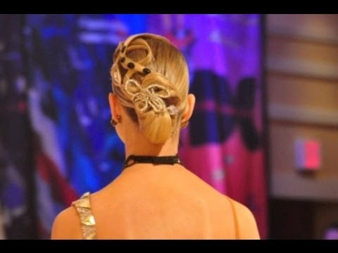 Ballroom Basics: The Low Bun! video