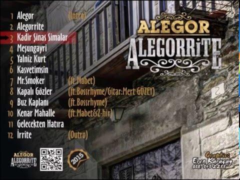 03- Alegor - Kadir Şinas Simalar Cutz n Scratches MP3...