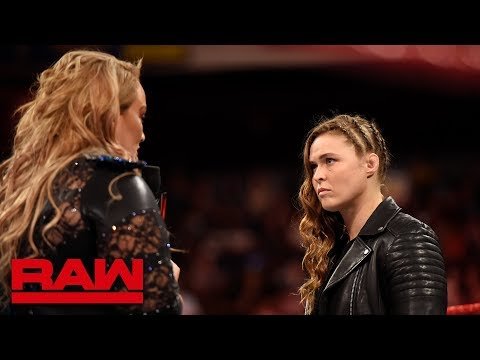Nia Jax plays mind games with Ronda Rousey: Raw, May 28, 2018 thumbnail