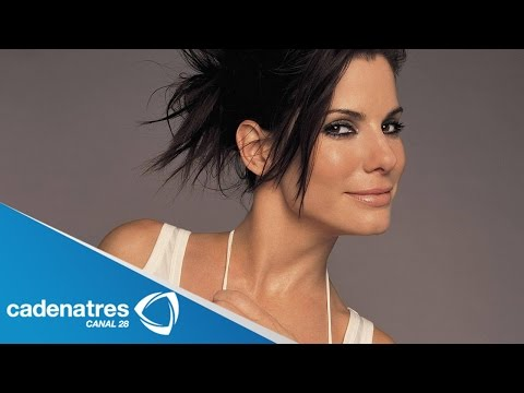 Sandra Bullock, actriz mejor pagada de Hollywood / Sandra Bullock highest paid actress in Hollywood