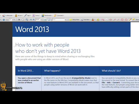 Microsoft Office 2013 - Word 2013