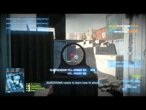 BF3 - Ganhando XP