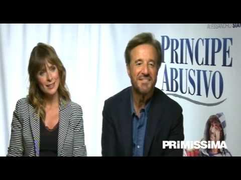 Intervista a Christian De Sica e Serena Autieri protagonisti del film Il principe abusivo