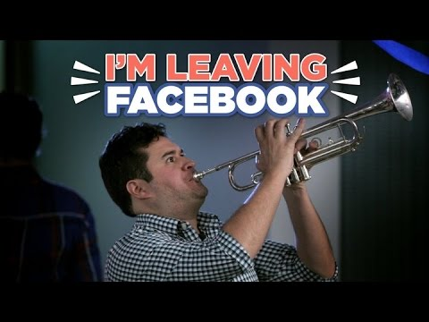 If People Left Parties The Way They Left Facebook?