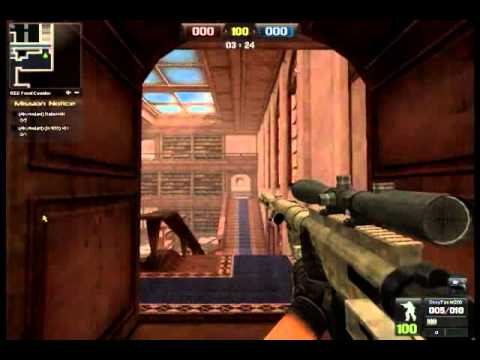QSninja Tutorial Awp QS Cheytac M200  Point Blank