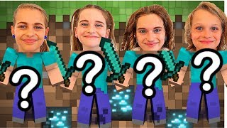 WHICH NORRIS NUT FINDS DIAMONDS IN SURVIVAL WORLD? Minecraft Gaming w/The Norris Nuts