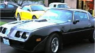 1979 Pontiac Trans Am Used Cars Byrnes Mill MO