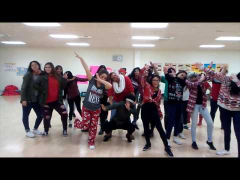 Jingle Bells (Stevie Wonder & Keanu Trap Remix) || Danny Thirakul X Command Choreogrpahy