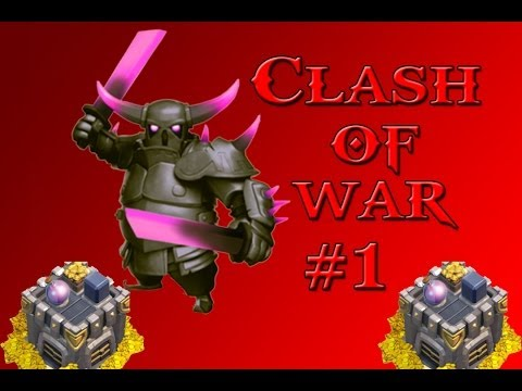 Clash Of War #1 Brazzer Vs Epic Legend video