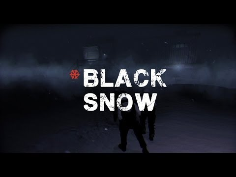 Black Snow   cерия 5 Фигура на холме