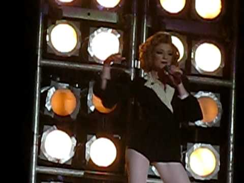 The Loving Kind - Girls Aloud (out Of Control Tour 2009, Nottingham) video