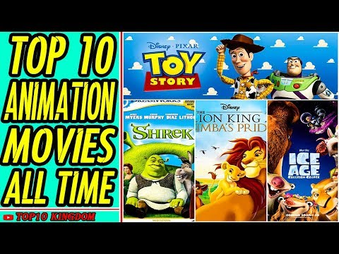 TOP 10 Best Animation Movies Of All Time