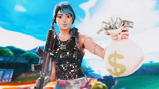 HOW I QUALIFIED FOR THE FORTNITE WORLD CUP *MOM DIDNT BELIEVE ME*