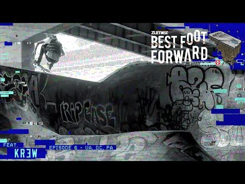 Zumiez Best Foot Forward | Episode 6 - Krew