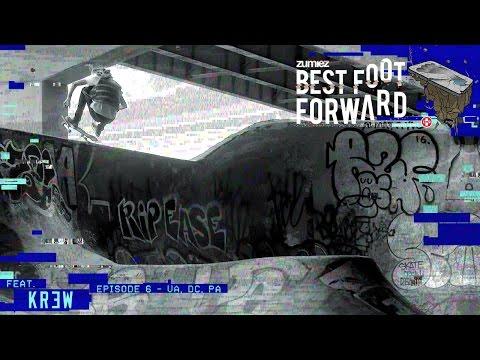Zumiez Best Foot Forward | Episode 6 - Krew