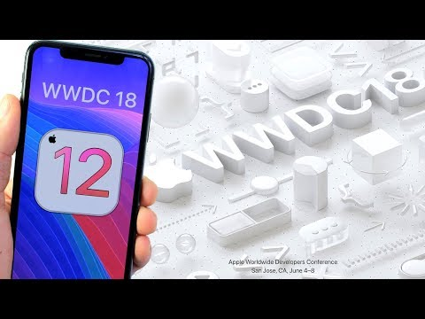 WWDC 2018 it's official | What we Can Expect
