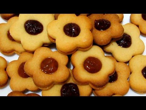 Как приготовить печенья в домашних условиях легко и быстро 363