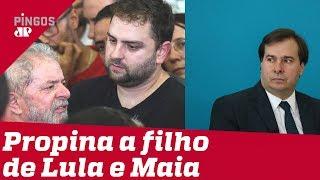 Dono da Gol confirma propina a filho de Lula e Maia
