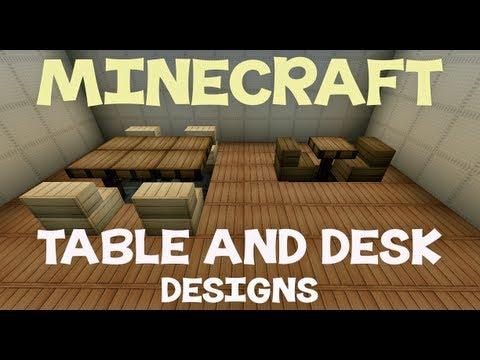 Bedroom Interior Design Minecraft