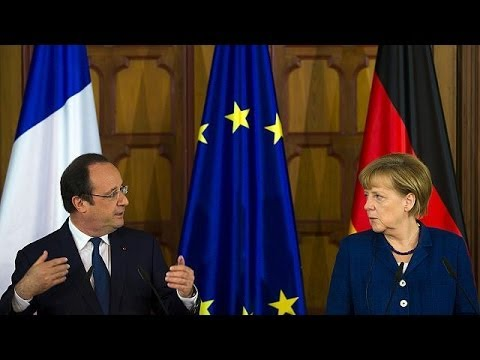France and Germany warn Russia of further sanctions if Ukraine's presidential election is derailed