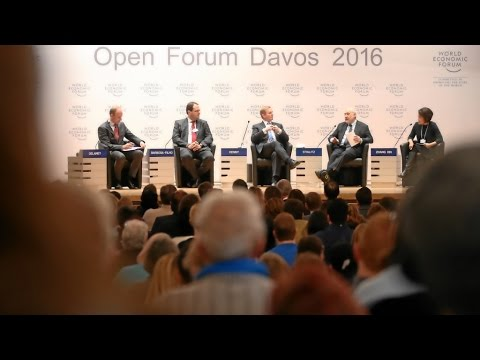 Davos 2016 - How to Reboot the Global Economy?