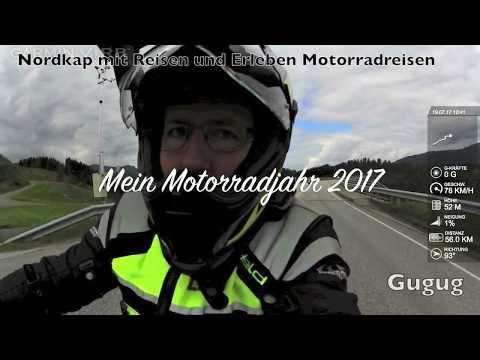 Meine Touren 2017 mit Reisen und Erleben Motorradreisen