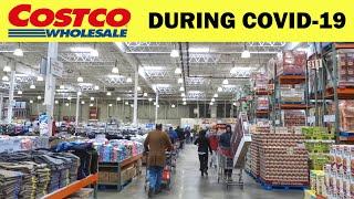 Shopping at Costco during Coronavirus Pandemic in Montreal Canada #costcocanada #april2020 #pandemic