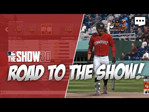 8 New Features in MLB The Show 20 Road to the Show