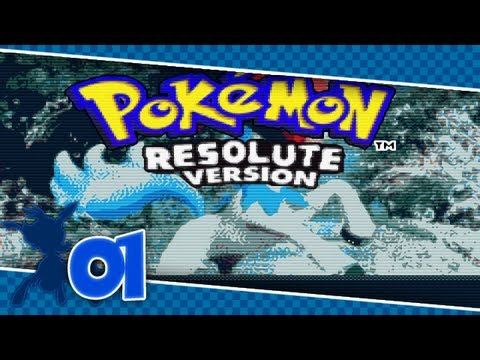 Pokemon Resolute Version! Part 1