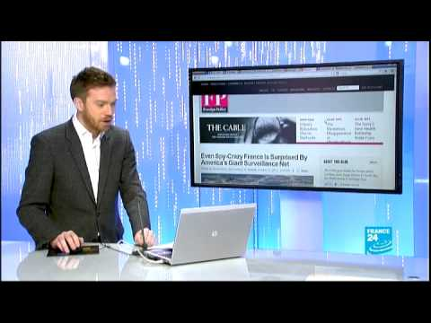 Le Monde's NSA spying revelations - MediaWatch