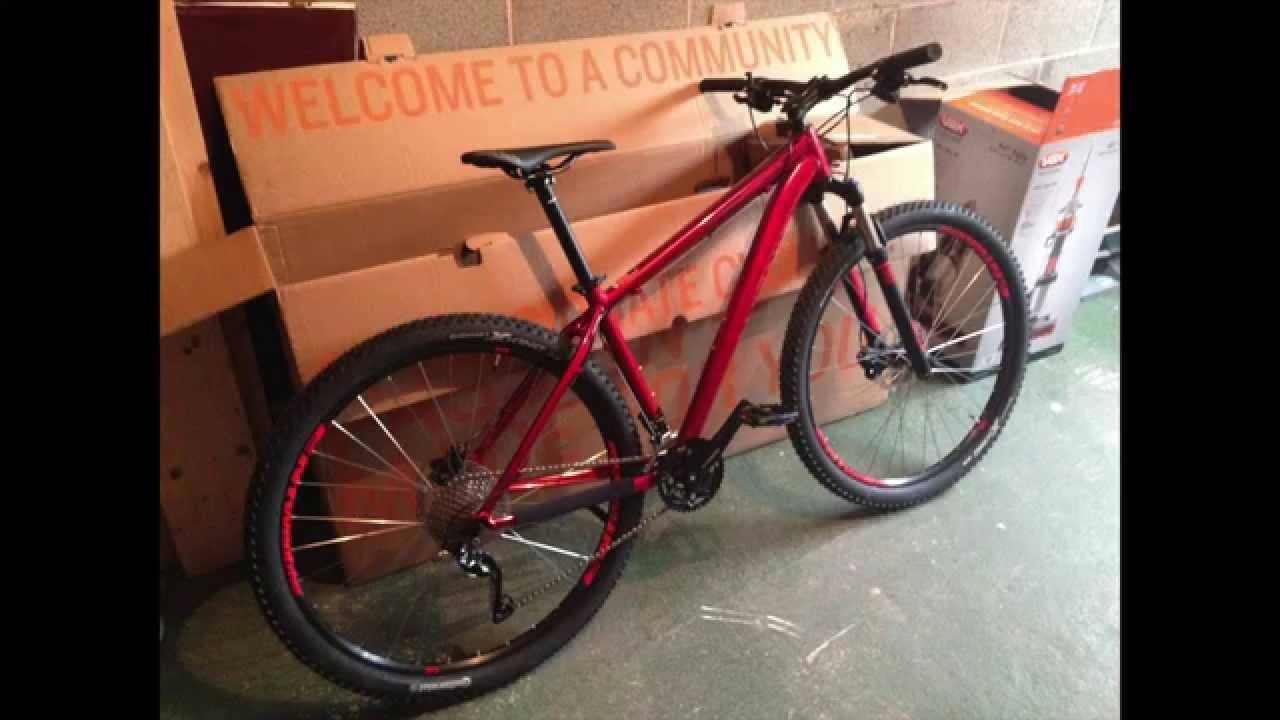 Canyon Mountain Bikes 2015 AL Mountain Bike