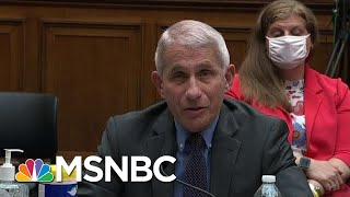 Trump Allies Break With Him: 'Disturbing' Coronavirus Spike Is 'Unacceptable' | MSNBC