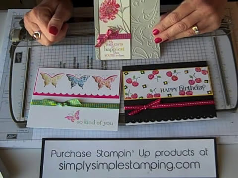 Simply Simple FLASH CARDS 2.0 by Connie Stewart