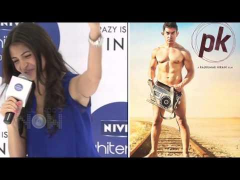 OMG | Like Aamir Khan Anushka Sharma To Pose With Transistor...