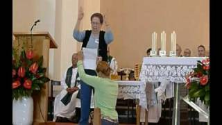 Sign Language Mass - responsorial psalm