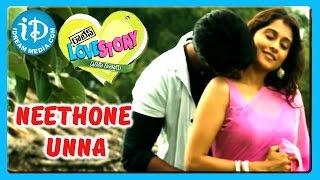 Neethone Unna Song - Routine Love Story Movie Songs - Sandeep Kishan - Regina