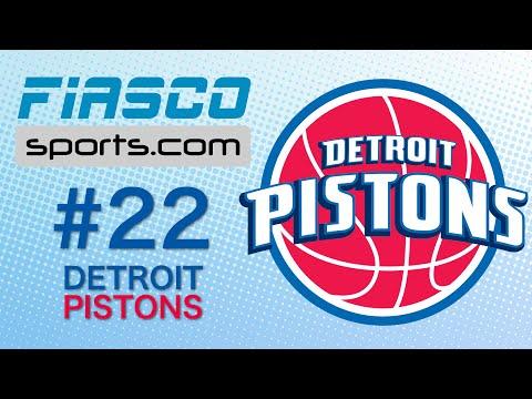 Fiasco Sports 2014/15 NBA Season Preview: Detroit Pistons - Rank #22