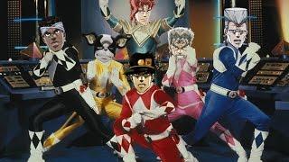 Mighty Morphin Stardust Rangers